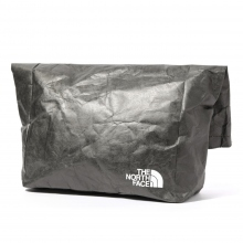 THE NORTH FACE / ザ ノース フェイス | Tech Paper Roll Bag - Black
