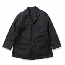 UNIVERSAL PRODUCTS / ユニバーサルプロダクツ | YAAH FANCTION TWILL JACKET - Black ★