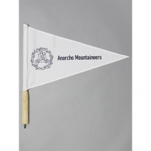 ....... RESEARCH | HOLIDAYS in The MOUNTAIN 106 - Top Flag - White