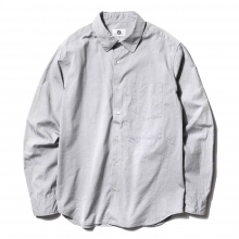 GOODENOUGH / グッドイナフ | GUSSET SHIRTS - Black