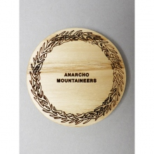 ....... RESEARCH | Anarcho Cups - 070 Wood Lid (for Mini Mug) - Beige