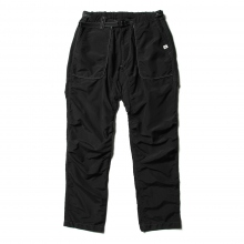 and wander / アンドワンダー | nylon climbing pants - Black