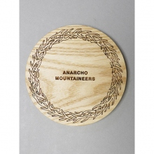 ....... RESEARCH | Anarcho Cups - 066 Wood Lid (for Cup & Mug) - Beige