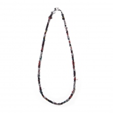 NAISSANCE / ネサーンス | BRAID NECKLACE - Black