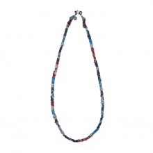 NAISSANCE / ネサーンス | BRAID NECKLACE - Blue