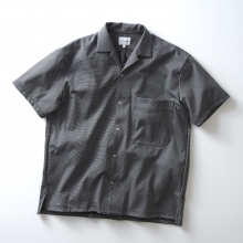 CURLY / カーリー | PROSPECT S/S SHIRTS GLEN CHECK