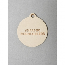 ....... RESEARCH | Anarcho Cups - 079 Leather Charm - A.M.