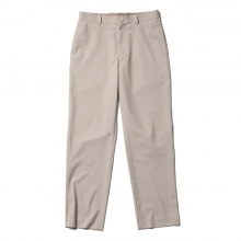 AURALEE / オーラリー | WOOL SILK TROPICAL SLACKS - Light Beige