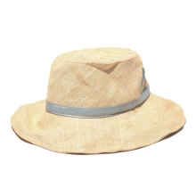 and wander / アンドワンダー | paper cloth hat - Beige