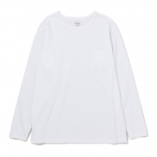 DELUXE CLOTHING / デラックス | PINA COLADA L/S - White