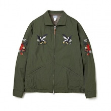 DELUXE CLOTHING / デラックス | SOUVENIR JKT - Olive