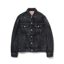 DELUXE CLOTHING / デラックス | UPSETTER VINTAGE WASHED - Black