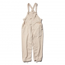 ENGINEERED GARMENTS / エンジニアドガーメンツ | Overalls - 6.5oz Flat Twill - Natural~