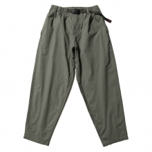 GRAMICCI / グラミチ | WEATHER WIDE TAPERED PANTS - Desert Green