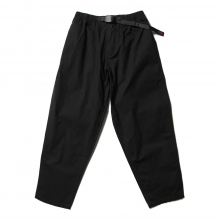 GRAMICCI / グラミチ | WEATHER WIDE TAPERED PANTS - Black