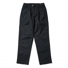 GRAMICCI / グラミチ | WEATHER TUCK TAPERED PANTS - Black