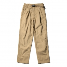 GRAMICCI / グラミチ | WEATHER TUCK TAPERED PANTS - Sand