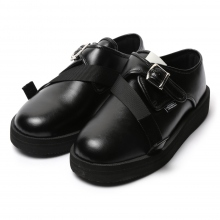 N.HOOLYWOOD / エヌハリウッド | 1201-SE01-pieces SUICOKE SLIP-ON SHOES - Black