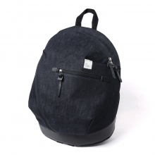 kiruna /  キルナ | P-BAG 3 - DENIM - Navy / Black