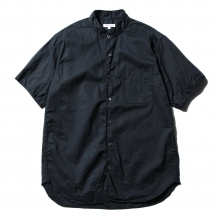 ENGINEERED GARMENTS / エンジニアドガーメンツ | Copley Shirt - CL Sheeting - Navy