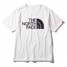 THE NORTH FACE / ザ ノース フェイス | S/S Color Dome Tee - W ホワイト