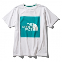 THE NORTH FACE / ザ ノース フェイス | S/S Colored Big Logo Tee - FF ファンファーレグリーン
