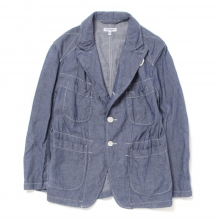 ENGINEERED GARMENTS | Bedford Jacket - Dungaree Cloth - Indigo