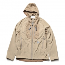 and wander / アンドワンダー | trek jacket 2 - Beige