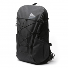and wander / アンドワンダー | heather backpack - Charcoal