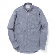 ANOTHER SHIRT PLEASE / アナザー シャツ プリーズ | 101 Check B.D. SHIRTS - Blue / Beige