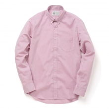 ANOTHER SHIRT PLEASE / アナザー シャツ プリーズ | 101 Mmm B.D. SHIRTS - Pink
