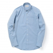 ANOTHER SHIRT PLEASE / アナザー シャツ プリーズ | 101 Mmm B.D. SHIRTS - Blue