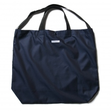 ENGINEERED GARMENTS / エンジニアドガーメンツ | Carry All Tote - PC Iridescent Twill - Navy