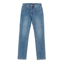 A.P.C. / アーペーセー | PETIT NEW STANDARD - INDIGO WASHED STRETCH - Washed Indigo
