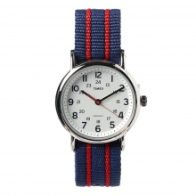 TIMEX / タイメックス | Weekender Central Park - Navy × Red