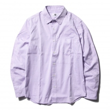 GOODENOUGH / グッドイナフ | GUSSET SHIRTS - Purple