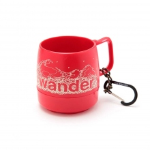 and wander / アンドワンダー | and wander DINEX - Red