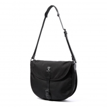 South2 West8 / サウスツーウエストエイト | Balistic Nylon Binocular Bag - Large - Black
