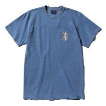 STUSSY / ステューシー | S Shield Pig Dyed Tee - Indigo ★