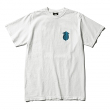 STUSSY / ステューシー | S Shield Pig Dyed Tee - Natural ★