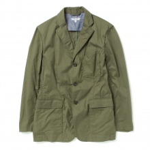 ENGINEERED GARMENTS | Baker Jacket - Lt. Weight High Count Twill - Olive