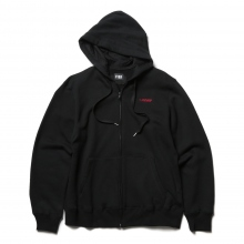 th / ティーエイチ | VIER Hooded Parker - Black