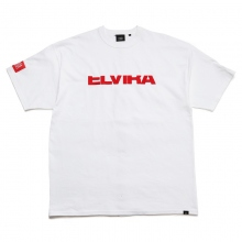 ELVIRA / エルビラ | BREAK HERITAGE T-SHIRT - White