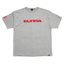 ELVIRA / エルビラ | BREAK HERITAGE T-SHIRT - Grey