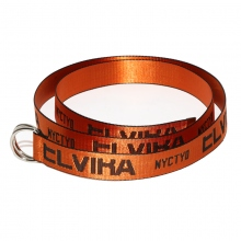 ELVIRA / エルビラ | BREAK RING BELT - Orange