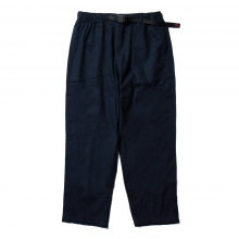 GRAMICCI / グラミチ | LINEN COTTON LOOSE TAPERED PANTS - Double Navy