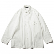ESSAY / エッセイ | SH-3 FIELD SHIRT - White