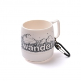 and wander / アンドワンダー | and wander DINEX - Off White