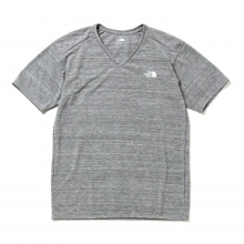 THE NORTH FACE / ザ ノース フェイス | 24/7 Pack Tee - Mix Grey
