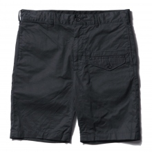 ENGINEERED GARMENTS / エンジニアドガーメンツ | Ghurka Short - High Count Twill - Dk.Navy